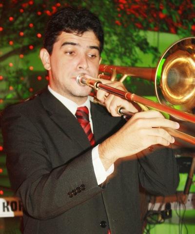 Bruno Farias - Instrutor de Trombone