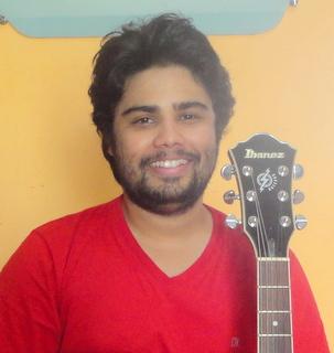 Gibson Alves - Instrutor de Guitarra