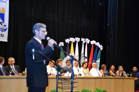 Discurso Araújo na Assembleia da UERN