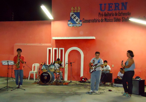 Recital Conservatório MPB