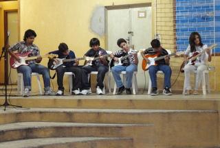 Recital Conservatório - Guitarra