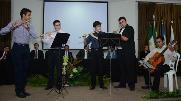 Grupo de Flautas Sebastião Araújo das Graças
