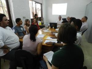 Reunião do DCSP