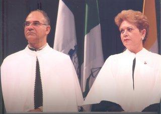 vice-reitor e governadora