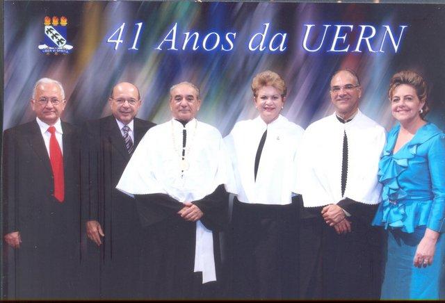 UERN 41 ANOS