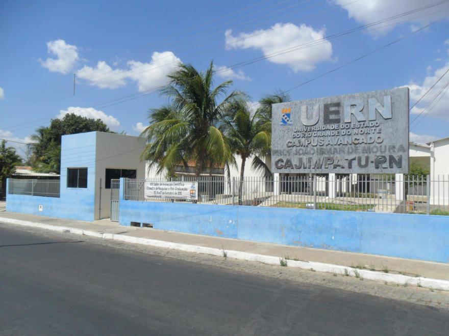 Foto do Campus Avançado de Patu