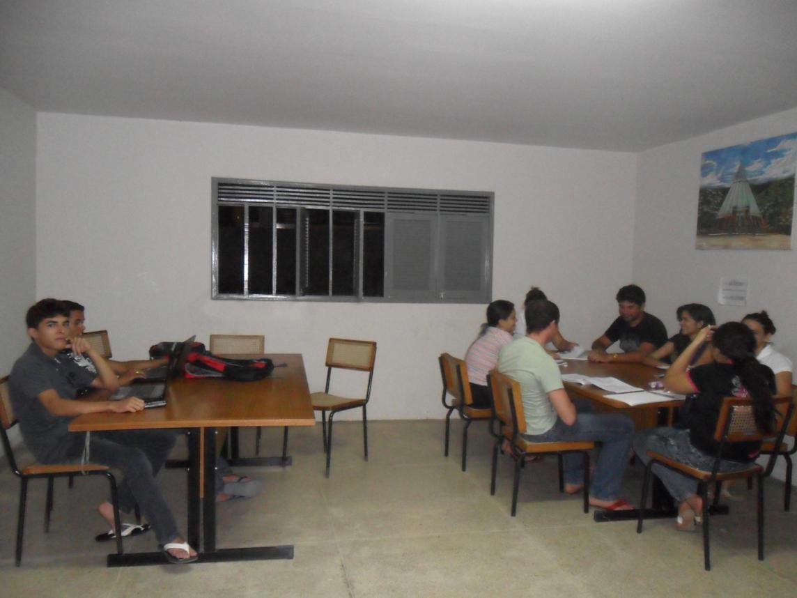 Foto da Biblioteca Setorial de Patu
