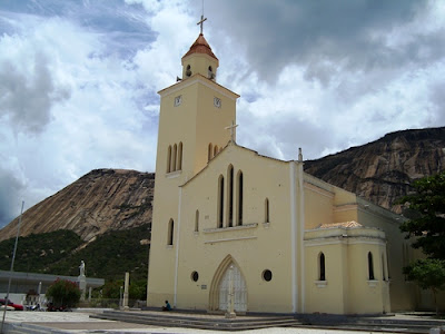 Foto da Igreja Matriz de Patu