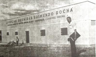 Foto da Escola Professor Raimundo Rocha