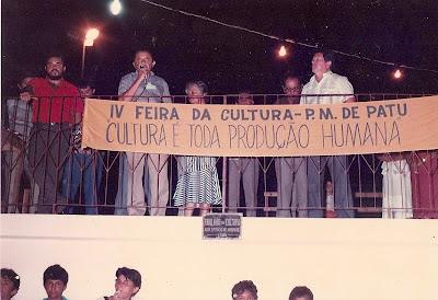 Foto da Feira da Cultura