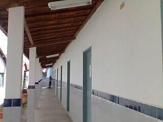 Foto das Salas dos professores