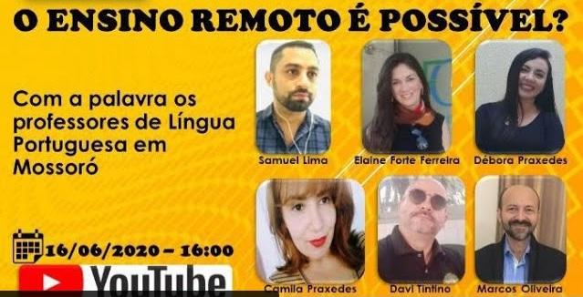 Imagem banner Ensino Remoto