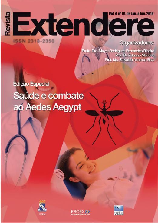 » Revista EXTENDERE. Vol. 4. nº 1, janeiro a junho de 2016