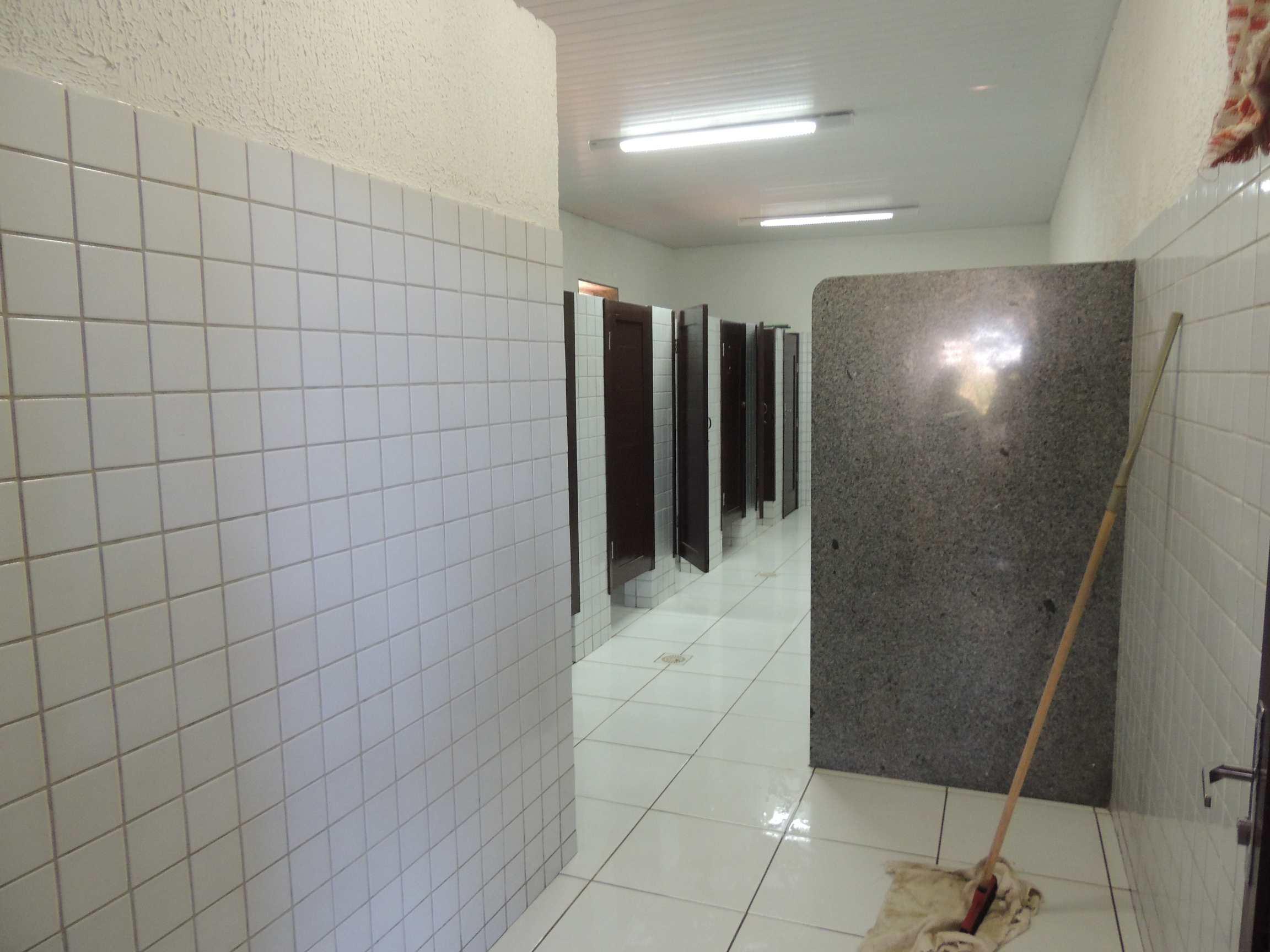 Banheiro da FALA