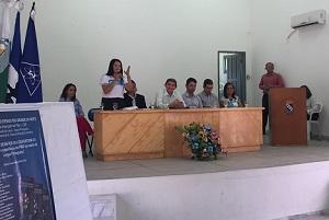 Lançamento em Patu